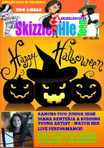 Skizzleville Online Magazine Sept / October Issue