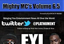 Enter You'se Interviews Magazine: Mighty MC's vol. 6.5