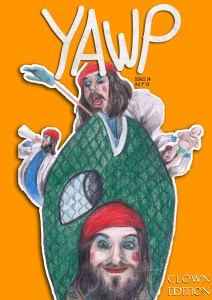 ISSUE 14: CLOWNING