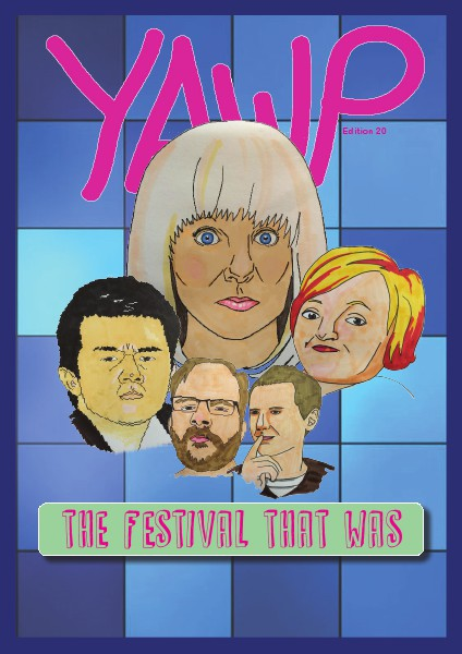 Yawp Mag ISSUE 20: The Festival that Was