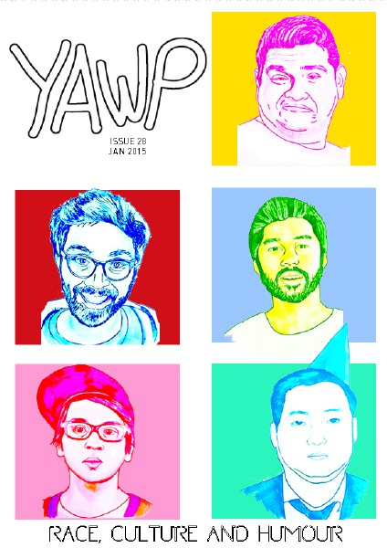 Yawp Mag Issue 28: Race, Culture and Humour