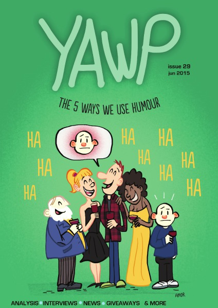 Yawp Mag Issue 29 The Five Humour Styles