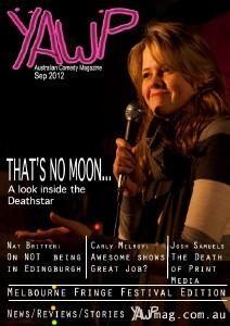 Yawp Mag Issue 4