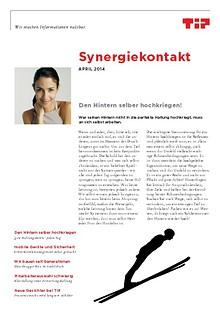 Synergiekontakt 2014
