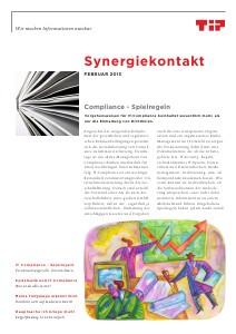 Synergiekontakt 2013 TIP Synergiekontakt Februar 2013