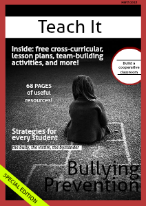 Teachers Against Bullying February 2013