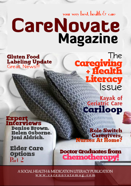 The Caregiving + Health Literacy Issue #2