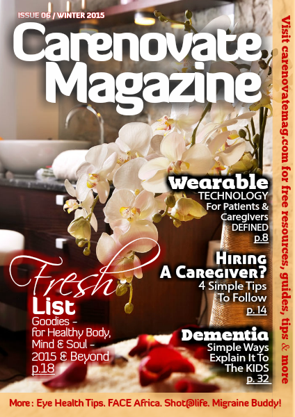 Winter 2015 - Issue 6
