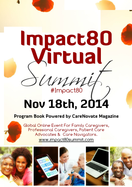 2014 Fall Impact80 Virtual Summit Program Book