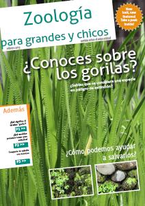 Zoología para grandes y chicos Febrero 2013