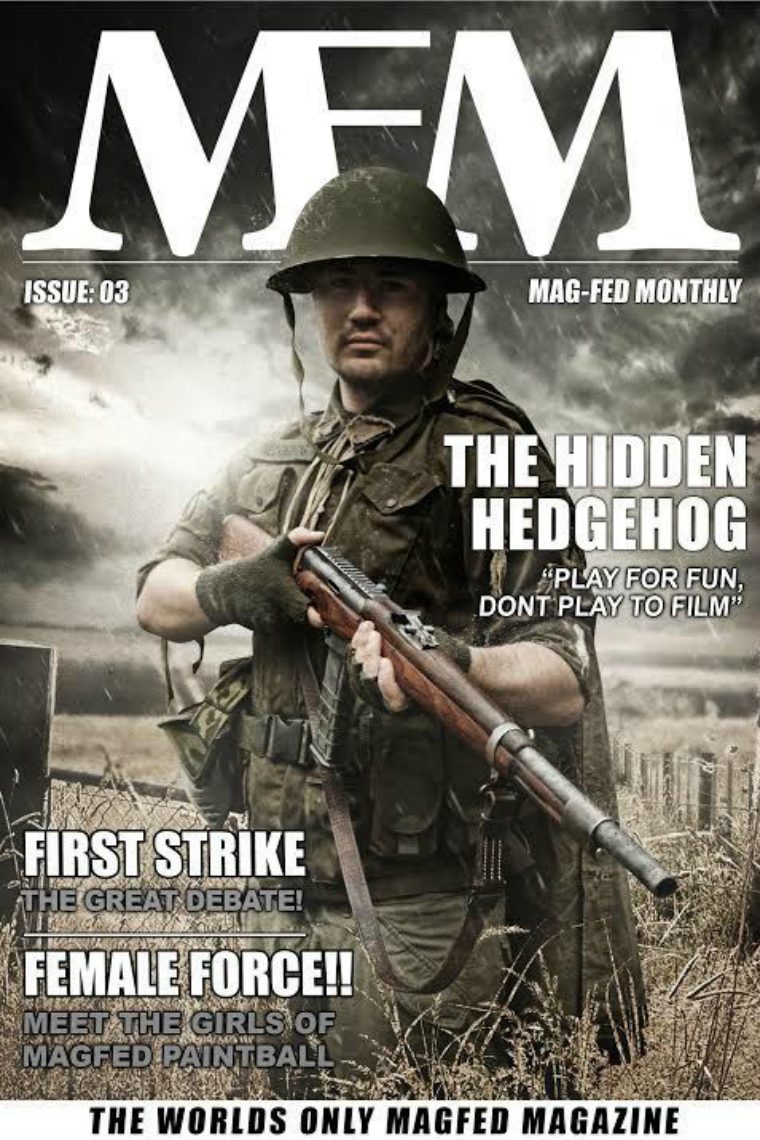 Mag-Fed Monthly Issue 3, June 2015