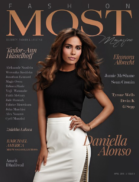 MOST Magazine Fashion APR'15 ISSUE NO.8