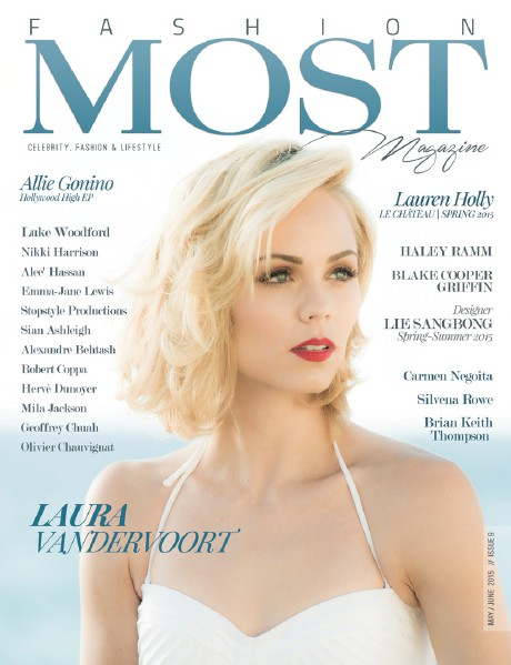 MOST Magazine Fashion MAY-JUNE'15 ISSUE NO.9