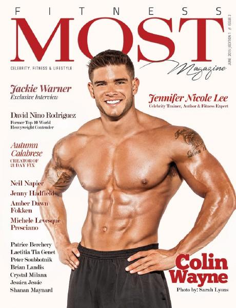 MOST Magazine Fitness JUN'15 ISSUE NO.2
