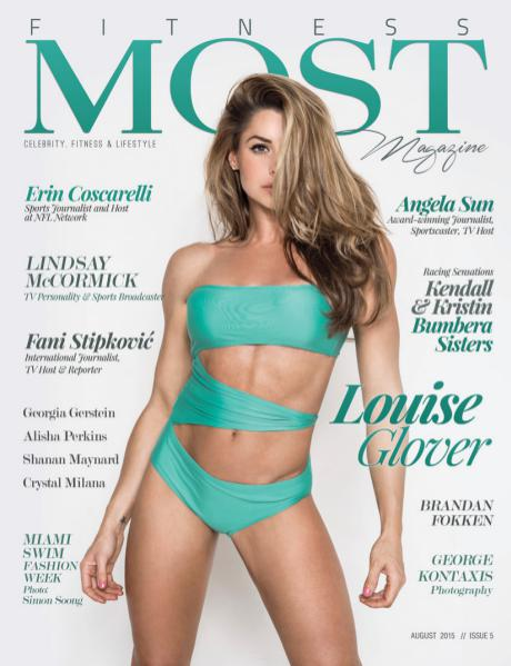MOST Magazine Fitness AUG'15 ISSUE NO.5