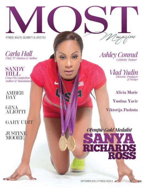 MOST Magazine Fitness SEPT'15 ISSUE NO.6