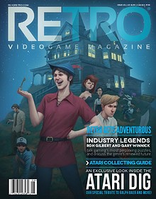 RETRO Videogame Magazine