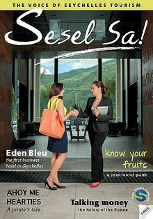 Sesel Sa! January - March 2015