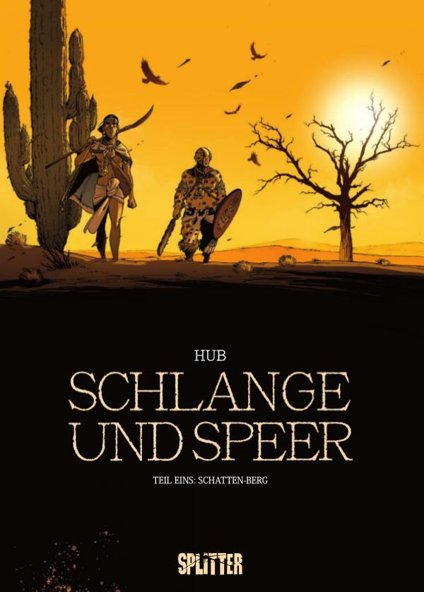 Schlange und Speer Bd. 1 16.10.2020