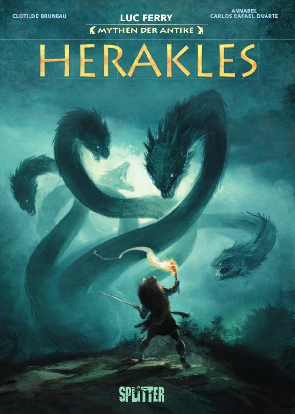 Mythen der Antike: Herakles 23.10.2020