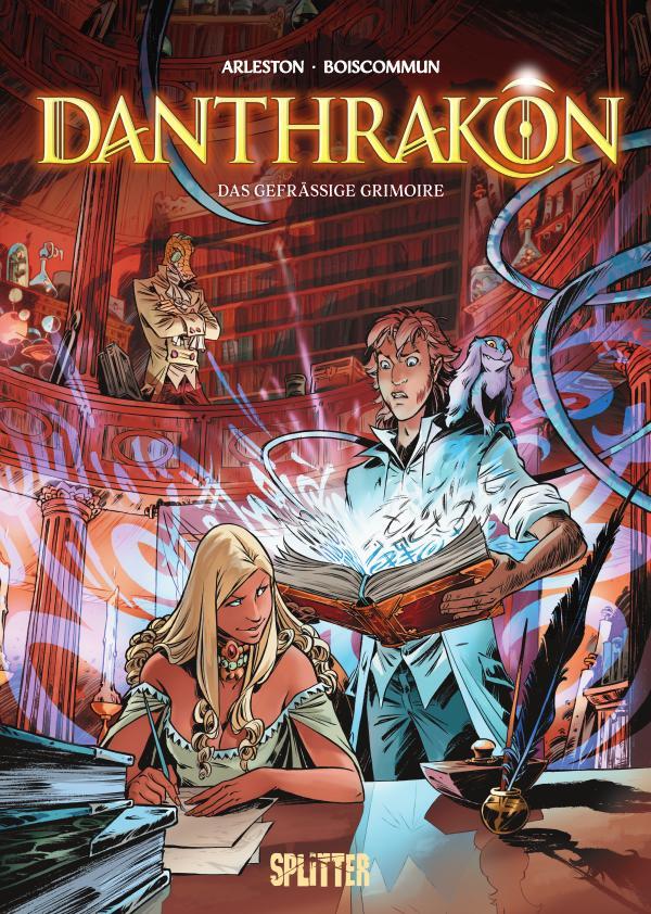 Danthrakon Bd. 1 30.10.2020