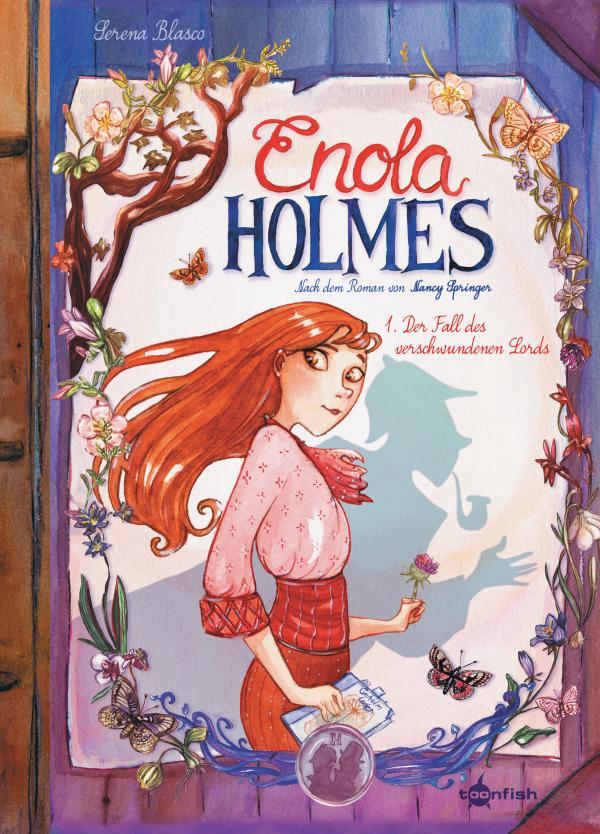 Enola Holmes 30.4.2021