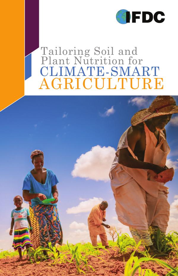 IFDC Brochures Climate Smart Agriculture