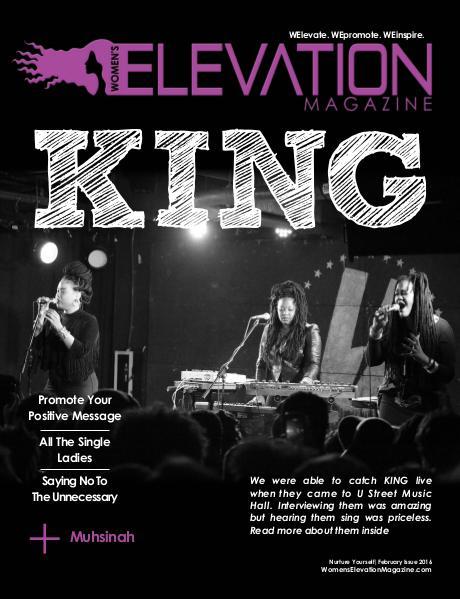 Women's Elevation Magazine February 2016