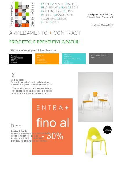 NEWS Arredamento Contract Mar. 2015