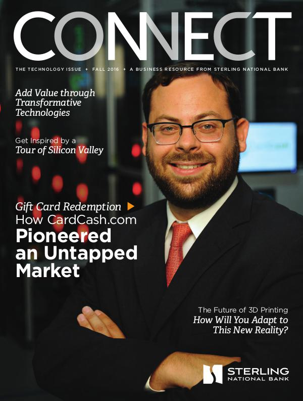 Connect Fall 2016