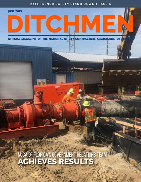 Ditchmen • NUCA of Florida June 2019