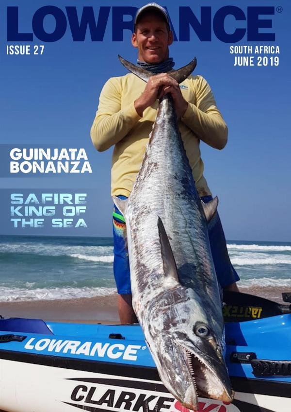 LOWRANCE SOUTH AFRICA Issue 27