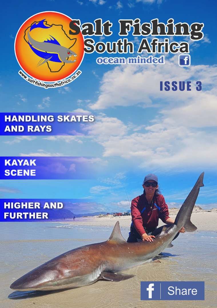 SALT FISHING SOUTH AFRICA Issue 3