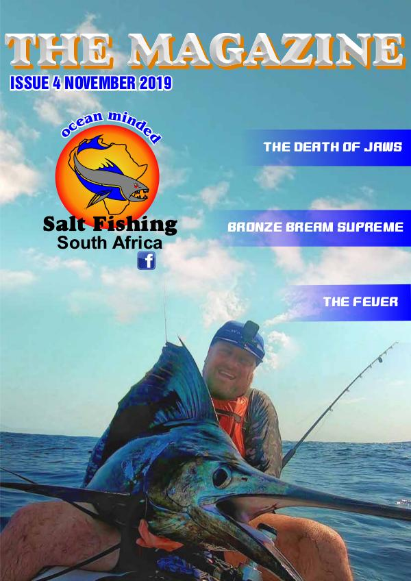 SALT FISHING SOUTH AFRICA Issue 4