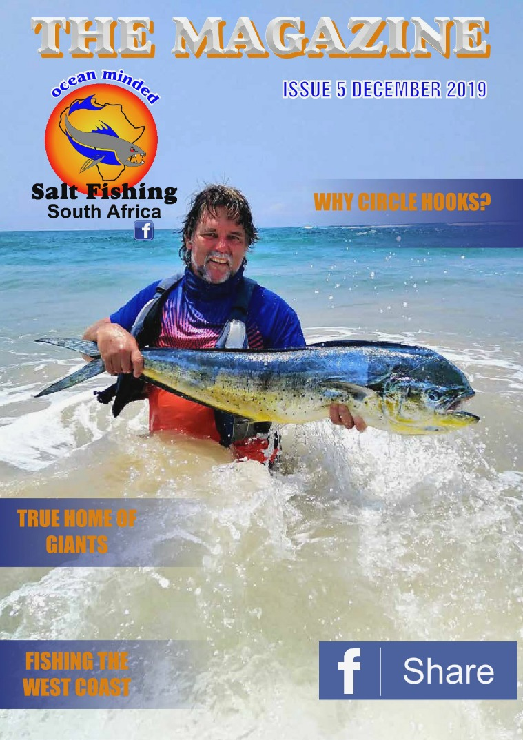 SALT FISHING SOUTH AFRICA Issue 5