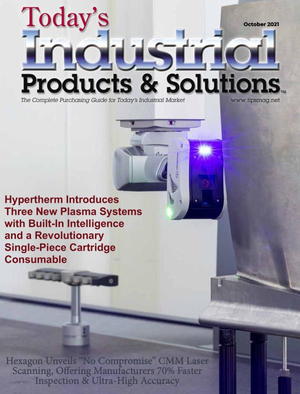Today's Industrial Products and Solutions