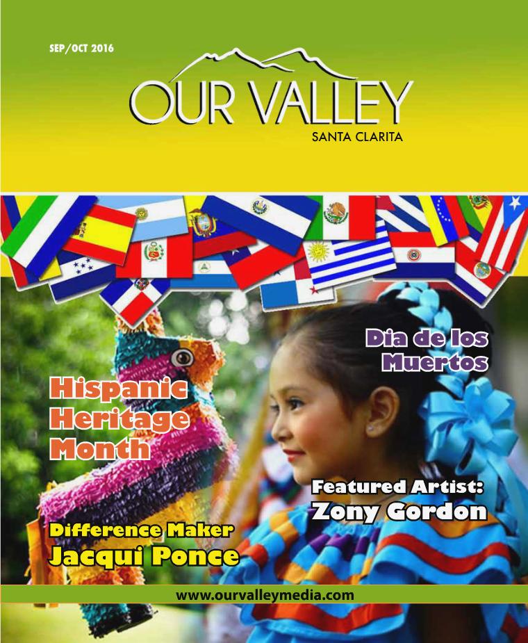 Our Valley Santa Clarita September/October 2016