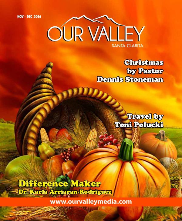 Our Valley Santa Clarita November/December 2016