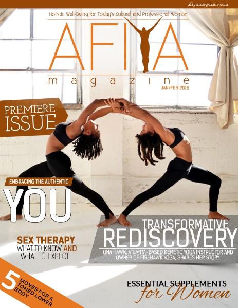 AFIYA Magazine Jan/Feb