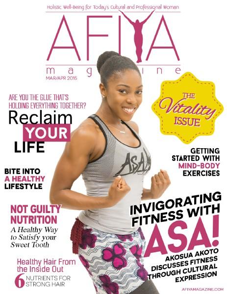 AFIYA Magazine Mar/Apr