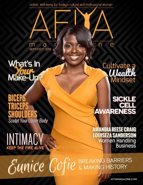 AFIYA Magazine Sept/Oct
