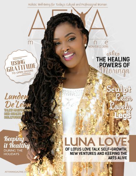 AFIYA Magazine Nov/Dec