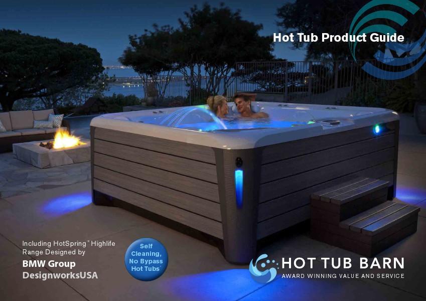 Hot Tub Barn Brochure 2014/15
