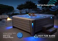Hot Tub Barn Brochure