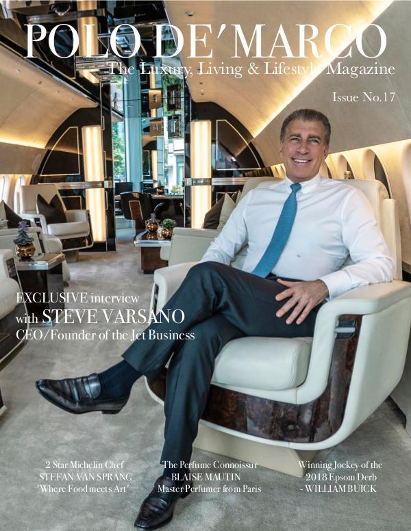 Issue No.17 Issue.17 - Polo De'Marco Magazine