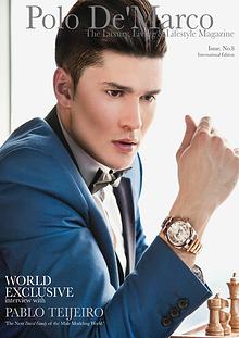 Issue No.8 - Polo De'Marco Magazine