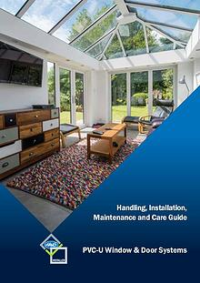 VEKA Installation maintenance care guide
