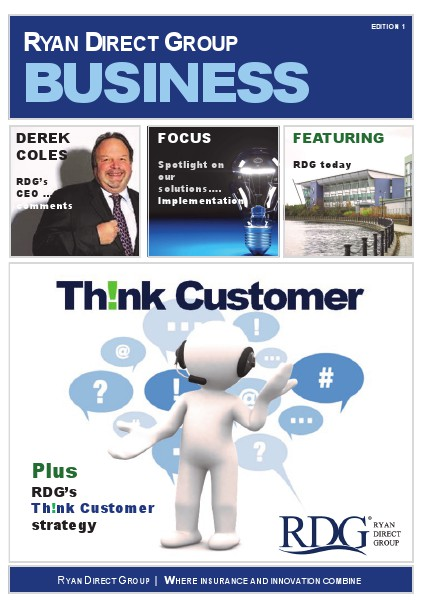 RDG Business Edition 1