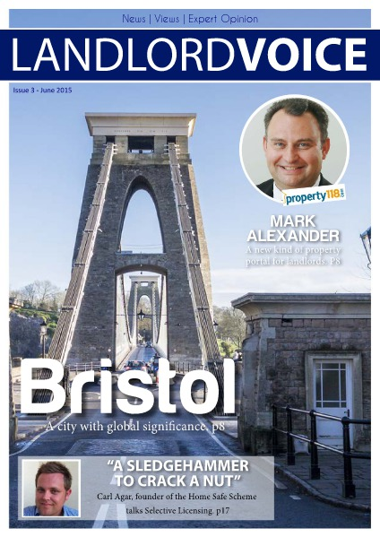Landlord Voice Magazine June 2015 - Bristol