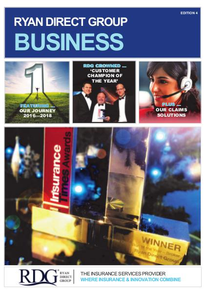 RDG Business Edition 4